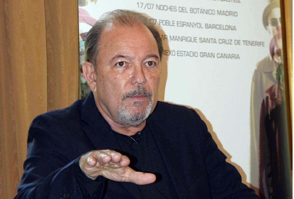 «Seguiré en música pero me despido de conciertos de salsa»: Rubén Blades