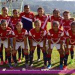 Los Tiburones Rojos Femenil golearon a la Selección de Alpatláhuac