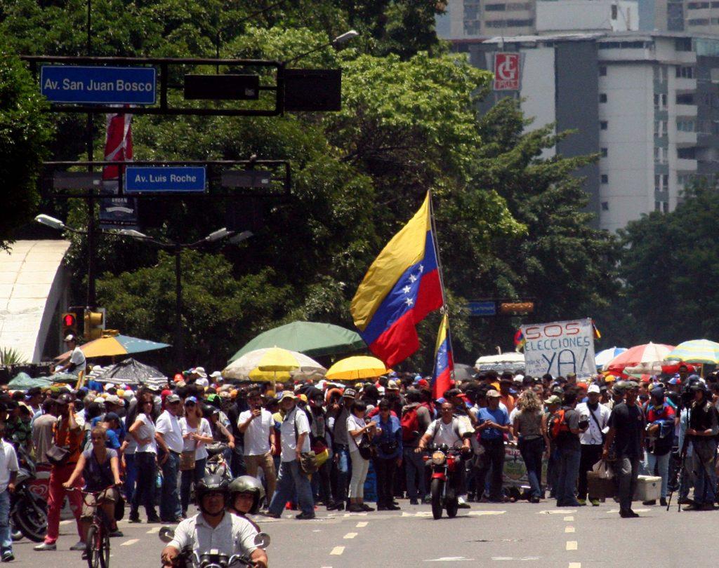 Nueva ley suprime libertad de expresión en Venezuela: CIDH