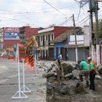 Inicia reconstrucción de Xalapeños Ilustres; tardará 3 meses la obra