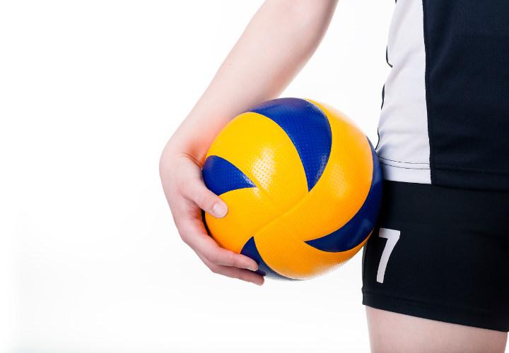 Minatitlán recibió al festival de voleibol infantil