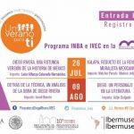 Ofrecen IVEC e INBA actividades gratuitas en el programa Un verano para ti