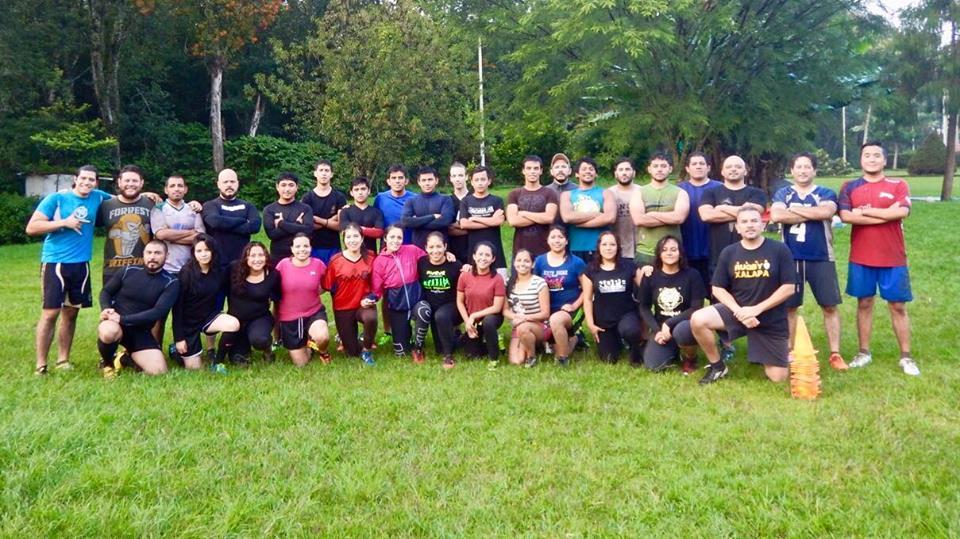 Xalapa participará en Liga Nacional de Rugby