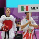Dos medallas más para México en taekwondo