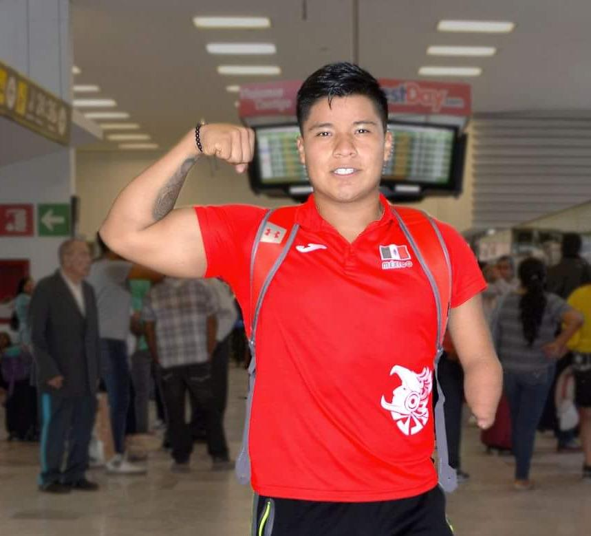 Viaja veracruzano a Mundial Junior de Atletismo