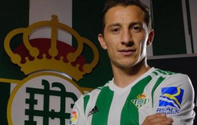 Andrés Guardado confía en que Betis mejorará su imagen frente a Celta