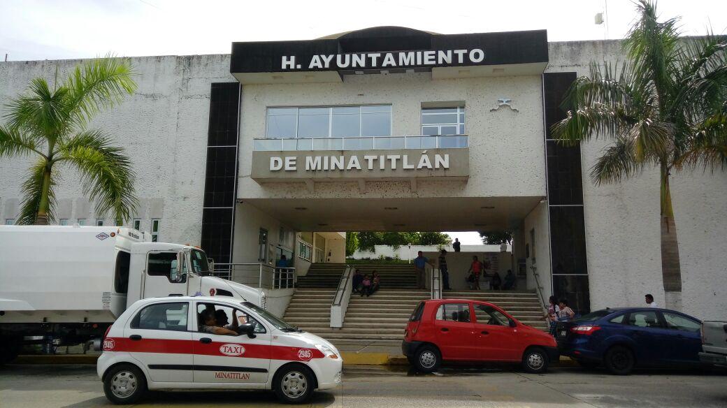 Comienza programa de ajustes en ayuntamiento de Minatitlán