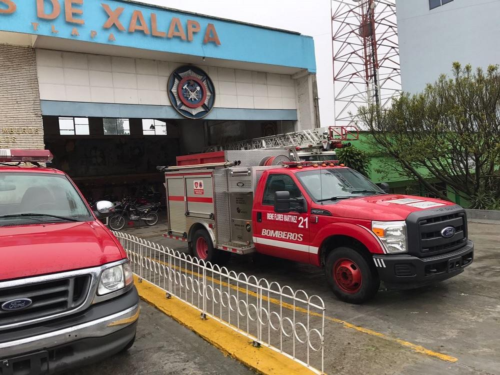 Ayuntamiento de Xalapa sin cubrir subsidio para bomberos