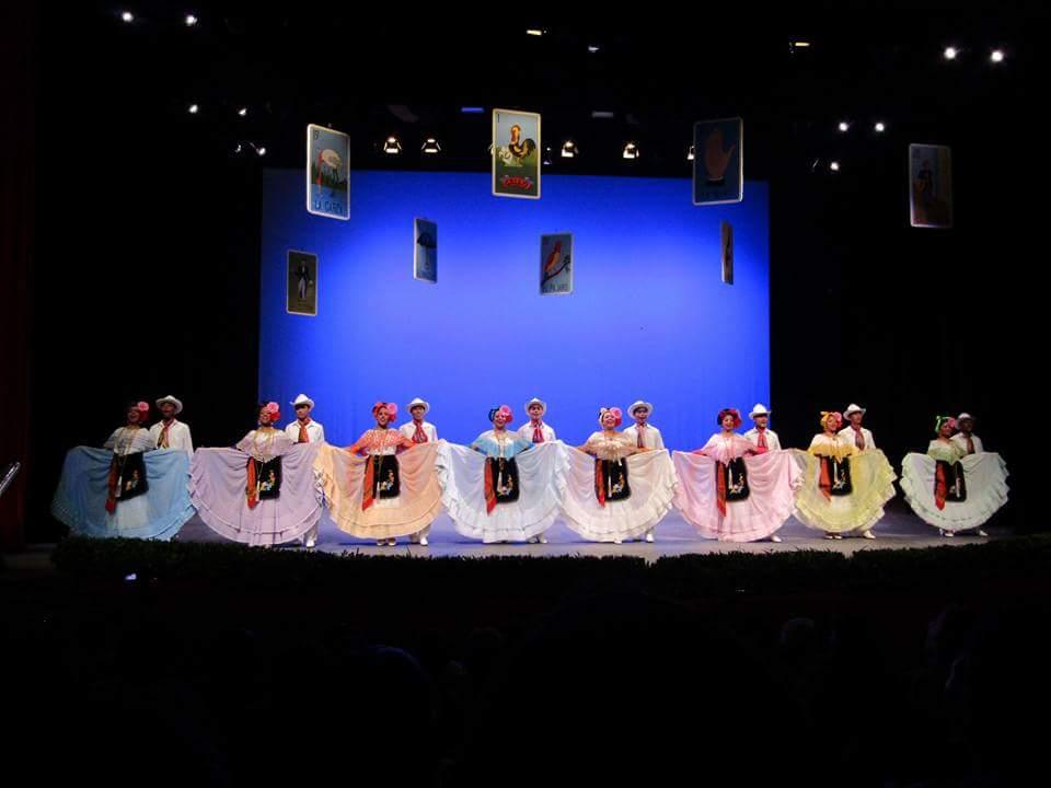 Alumnos de Boca del Río participan en Festival Internacional de la Cultura Guayacán, en Colombia