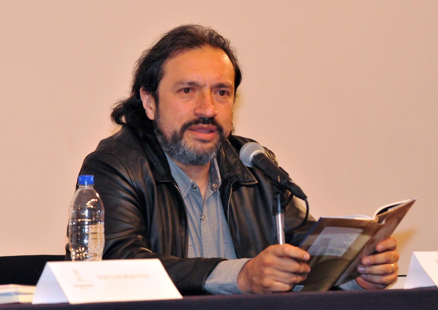 David Olguín, multipremiado dramaturgo, dará conferencia en GAC