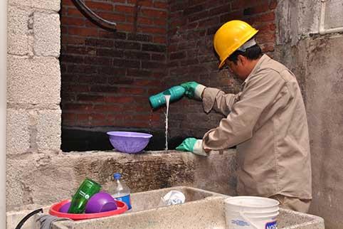 Refuerzan acciones contra el dengue en Córdoba