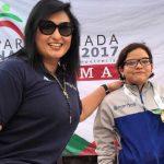 Busca Nahomi Somellera medallas en Mundial de Para-Natación 2017