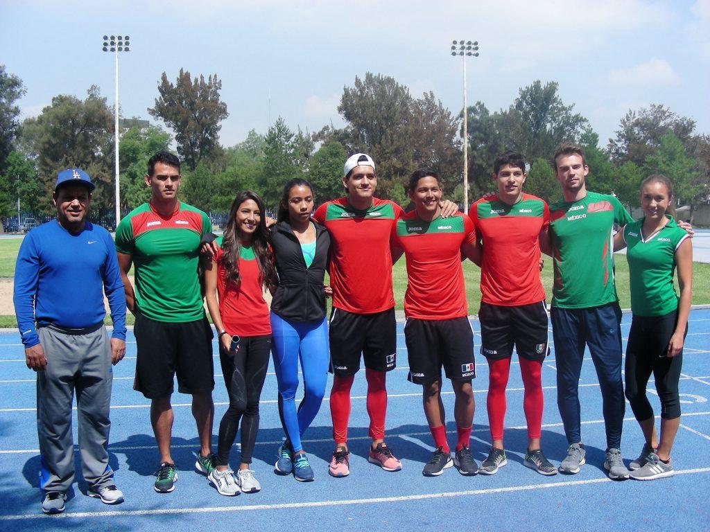 Aspiran relevos mexicanos a clasificar a las finales de Universiada Mundial