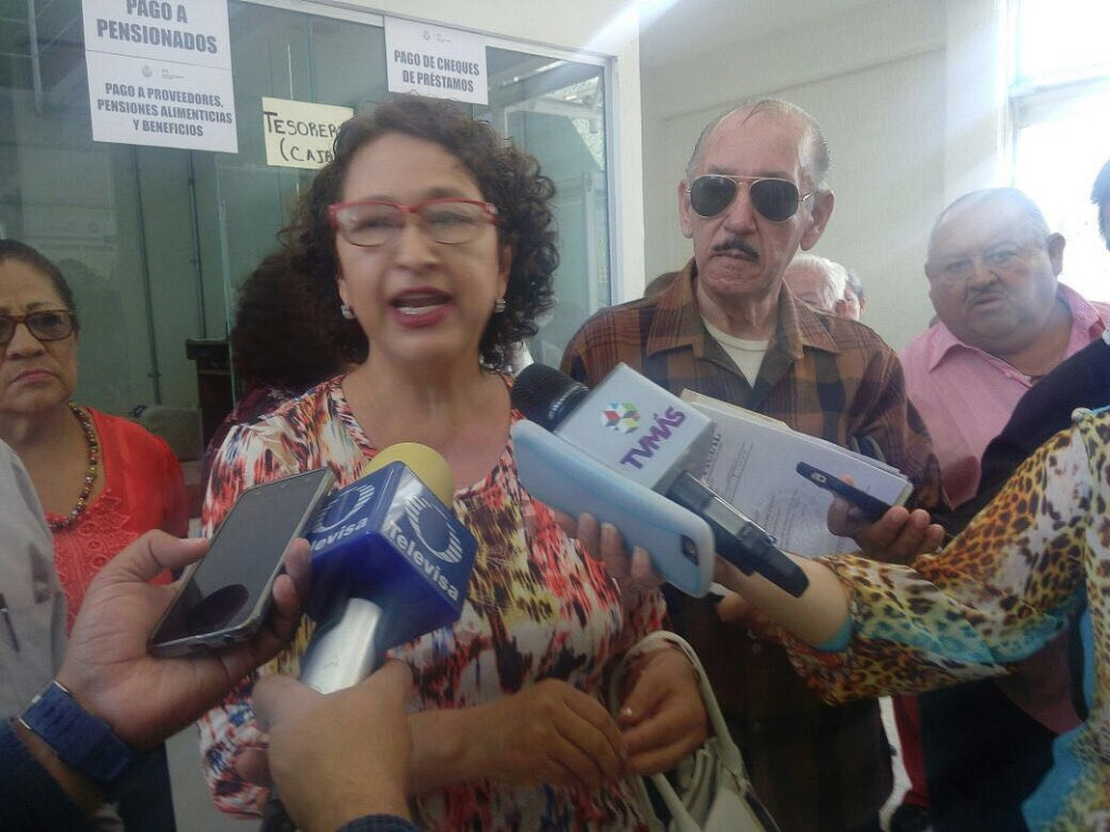 Jubilados del IPE demandan se liquiden adeudos pendientes