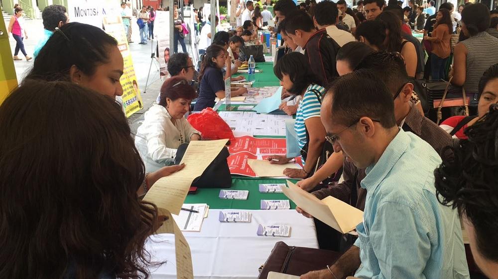 Con 70 empresas participantes, ayuntamiento de Boca del Río realiza feria del empleo