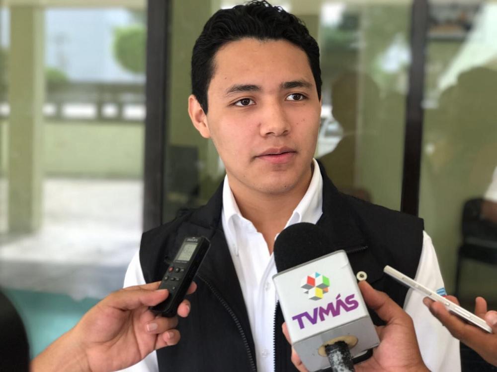 Diputado juvenil de Coatzacoalcos impulsará acciones a favor de los jóvenes