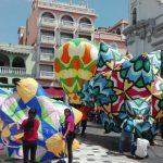 Celebrarán Festival Internacional de Globos de Papel en San Andrés Tuxtla