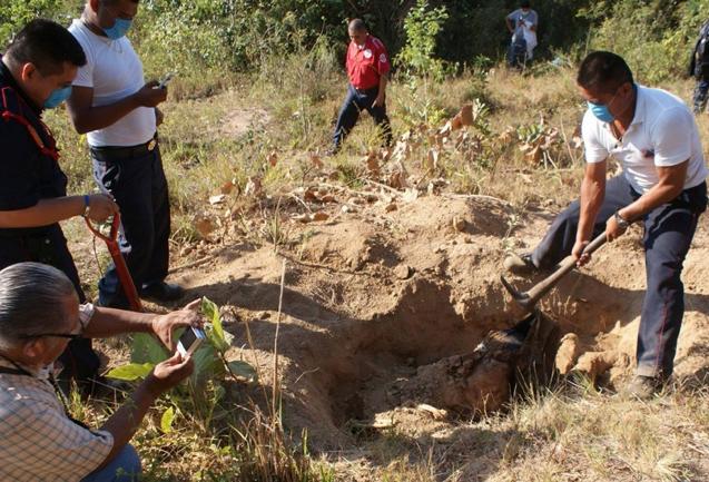 En un año, colectivo Solecito de Veracruz ha encontrado 274 restos humanos