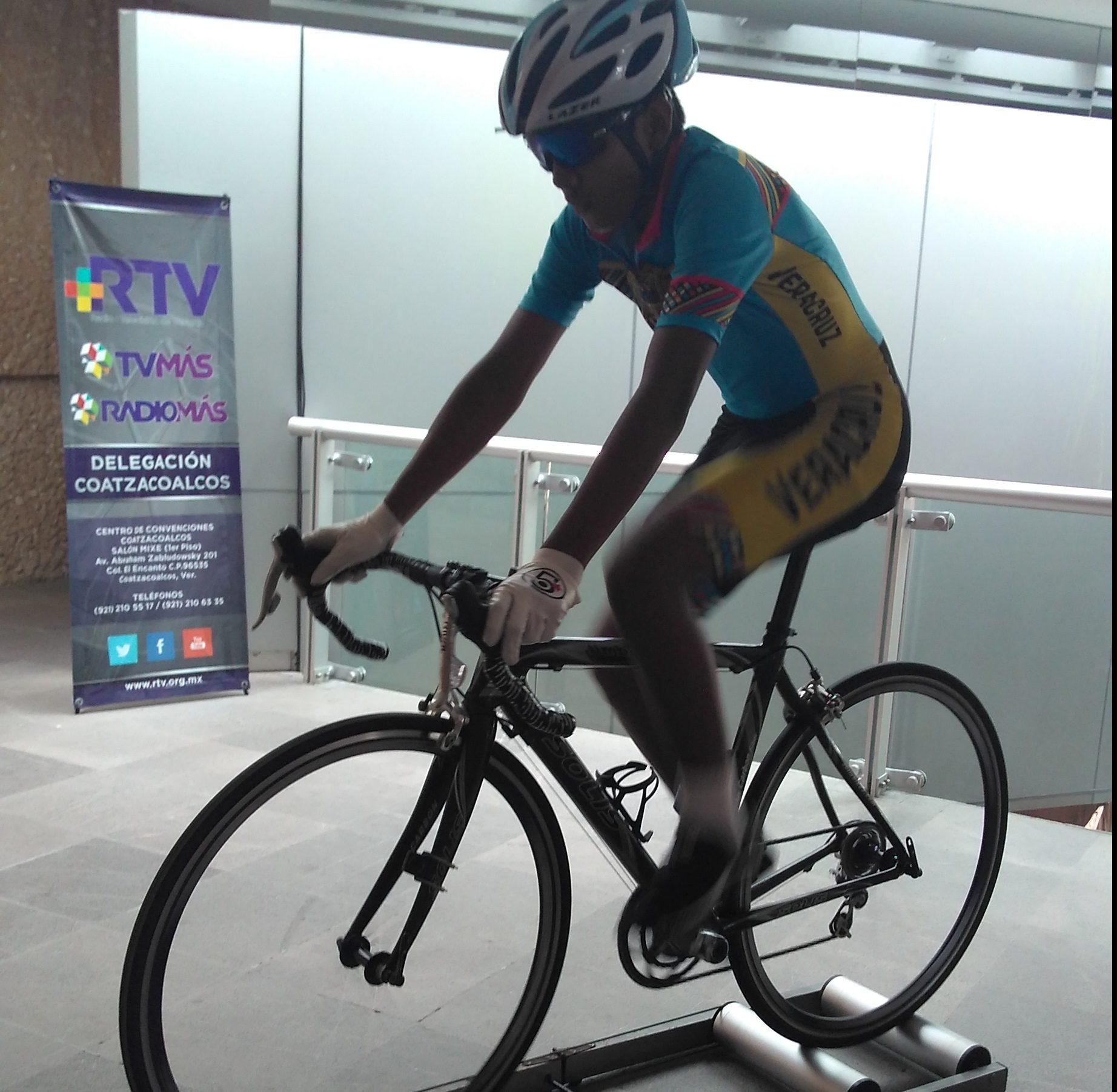 Veracruzanos viajaránal nacional de ciclismo de ruta en CDMX