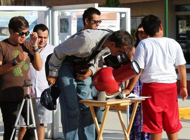 México se prepara para observar el eclipse
