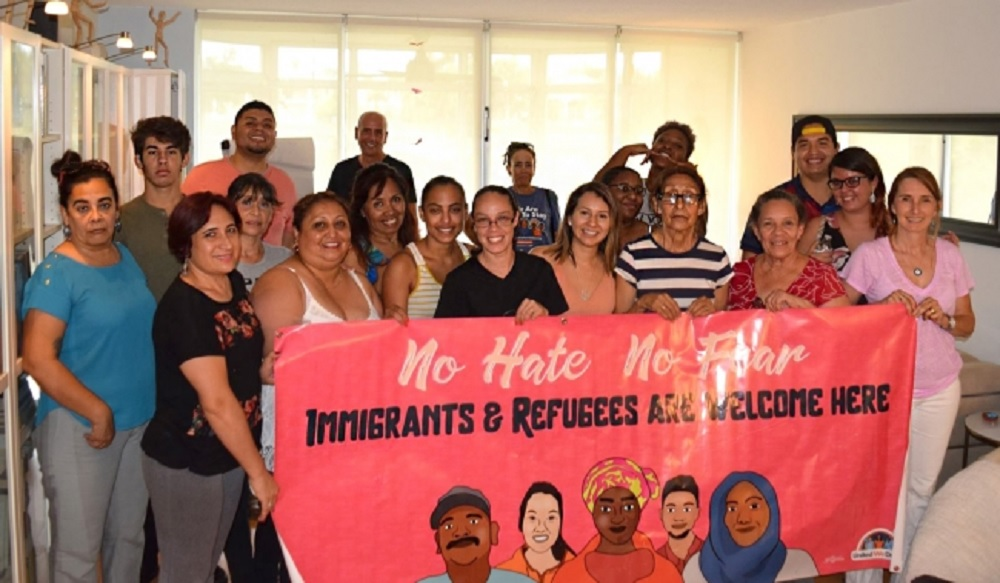"Proinmigrantes y ""dreamers"" en caravana este fin de semana a Washington"