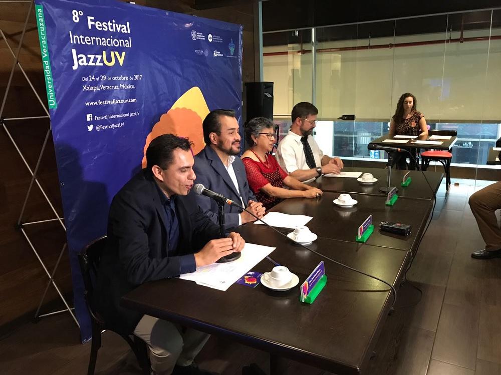 En octubre, la octava edición del Festival Internacional JazzUV