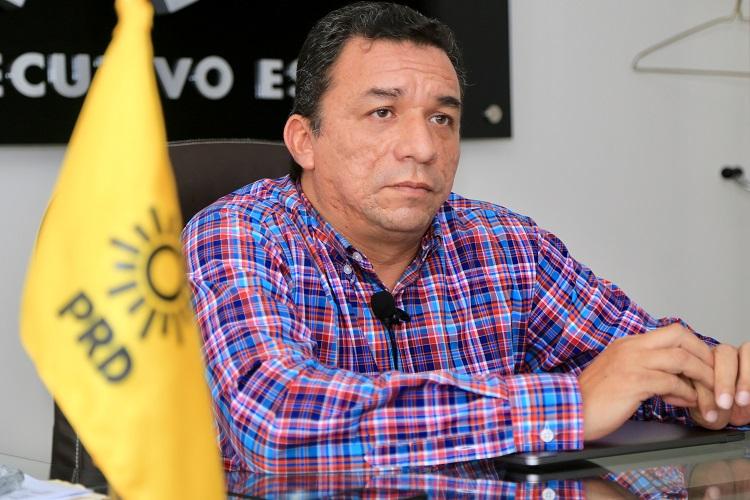 Frente Amplio Democrático genera buenas expectativas: Jesús Velázquez