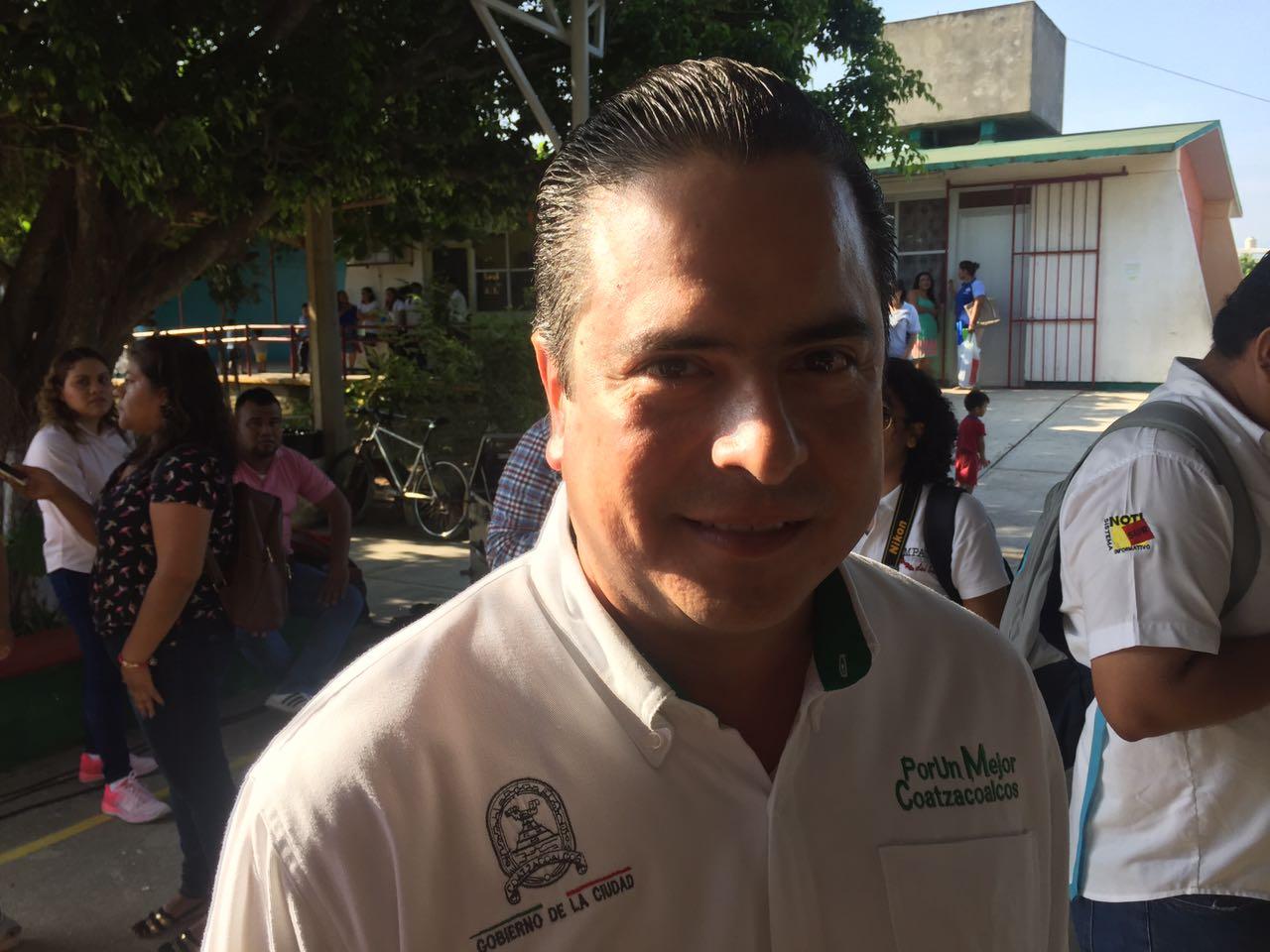 Celebración del grito de independencia será austero en Coatzacoalcos