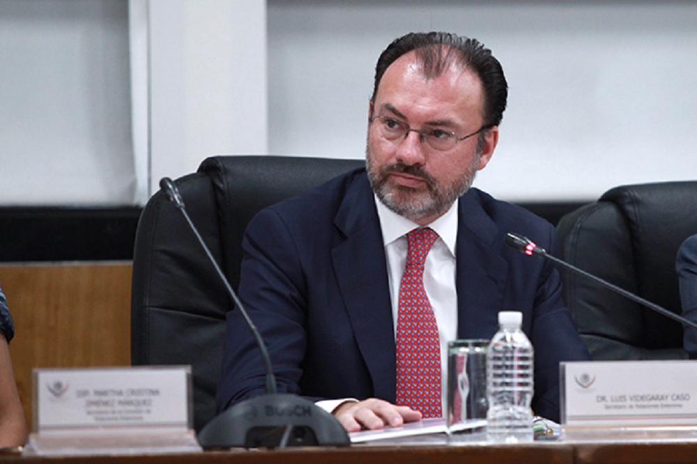 Solicitó FGR orden de aprehensión contra Luis Videgaray; sin embargo, un juez la negó: AMLO