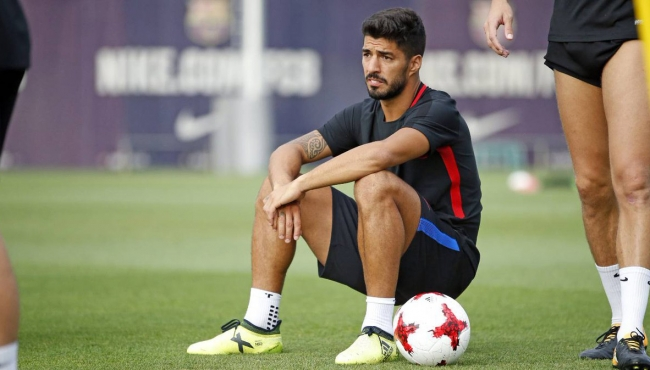 Luis Suárez recuperado para reanudación de Liga de España