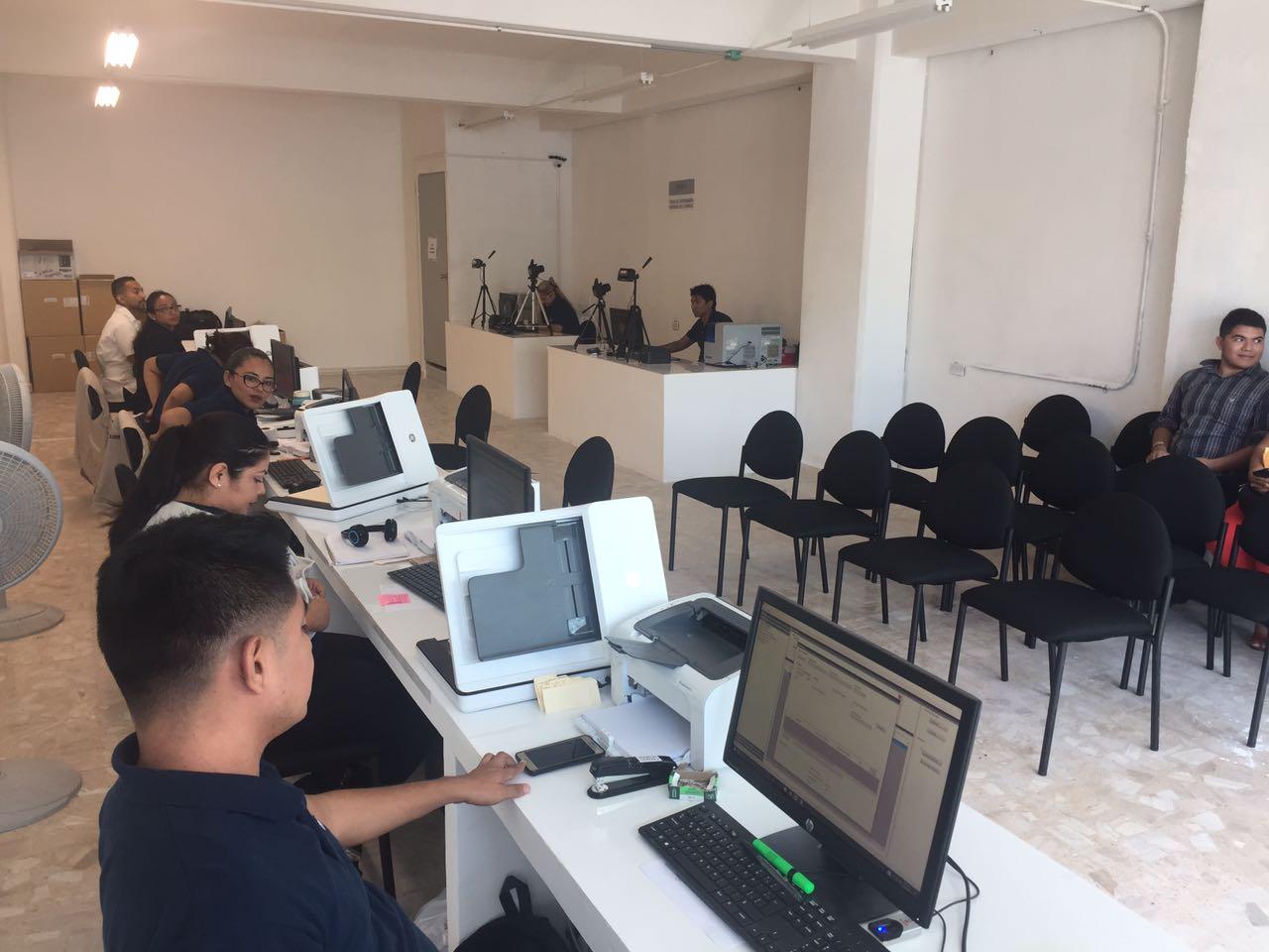 Hay 12 nuevos módulos en Veracruz para tramitar licencias de conducir