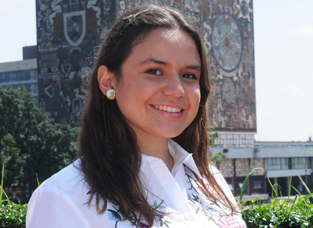 Diseña estudiante de la UNAM modelo a escala de helicóptero que volará a Marte