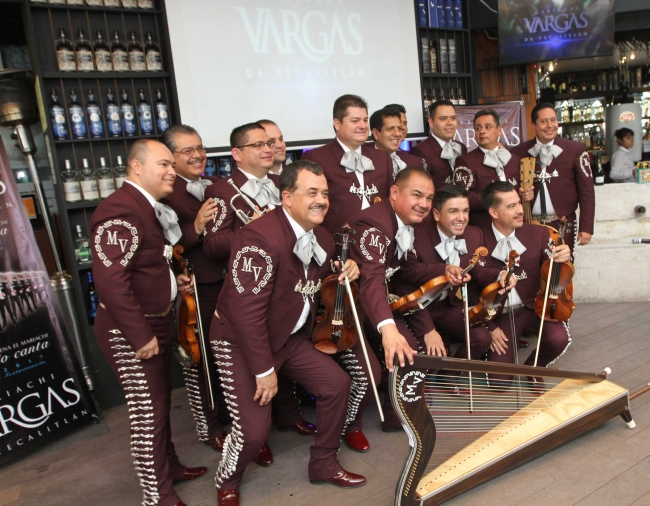 Mariachi Vargas de Tecalitlán celebra 120 años de música y tradición