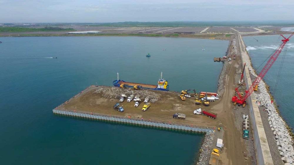 Es el Nuevo Puerto de Veracruz la obra portuaria más relevante en 100 años
