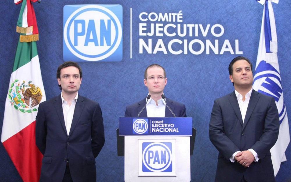 Basta ya de corrupción e impunidad: Ricardo Anaya Cortés
