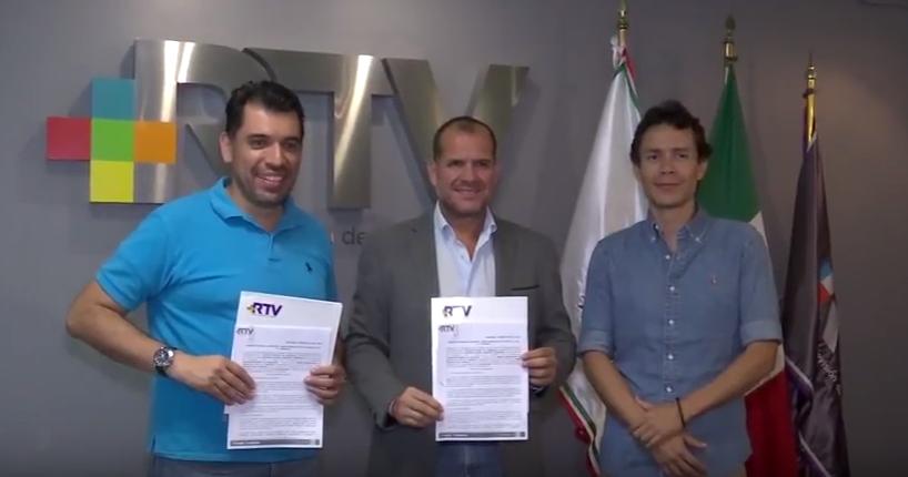 Firman RTV y GRUMAX convenio de colaboración