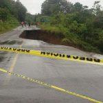 Huracán deja afectaciones en Naolinco