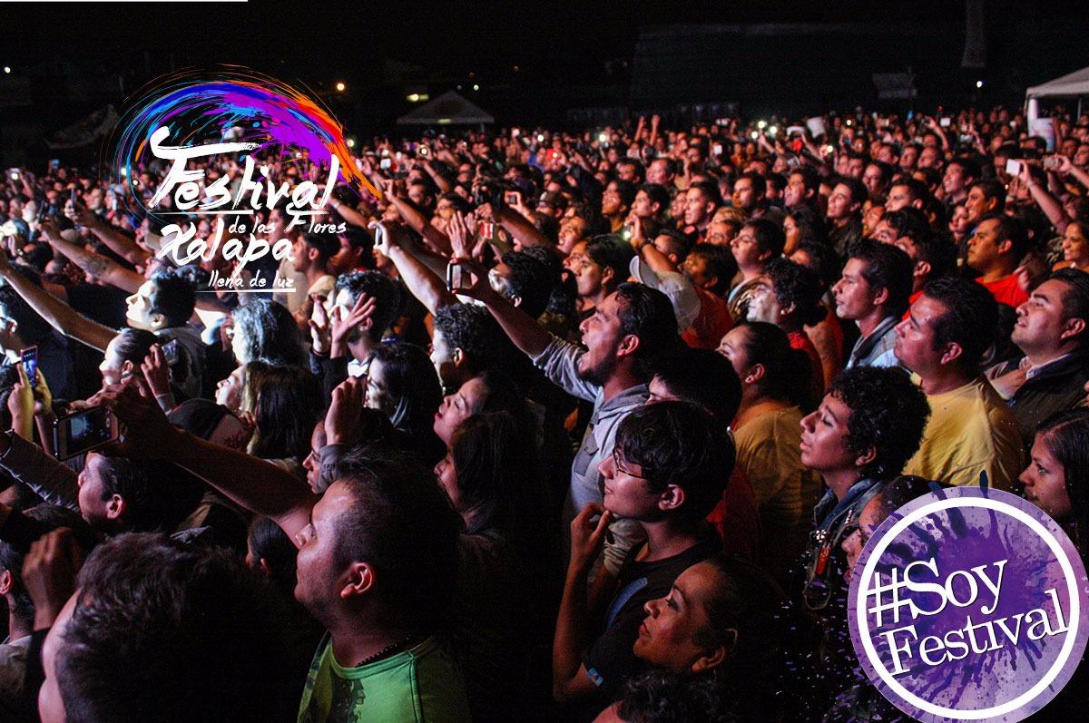 Mañana empieza el Festival de las Flores, Xalapa llena de Luz