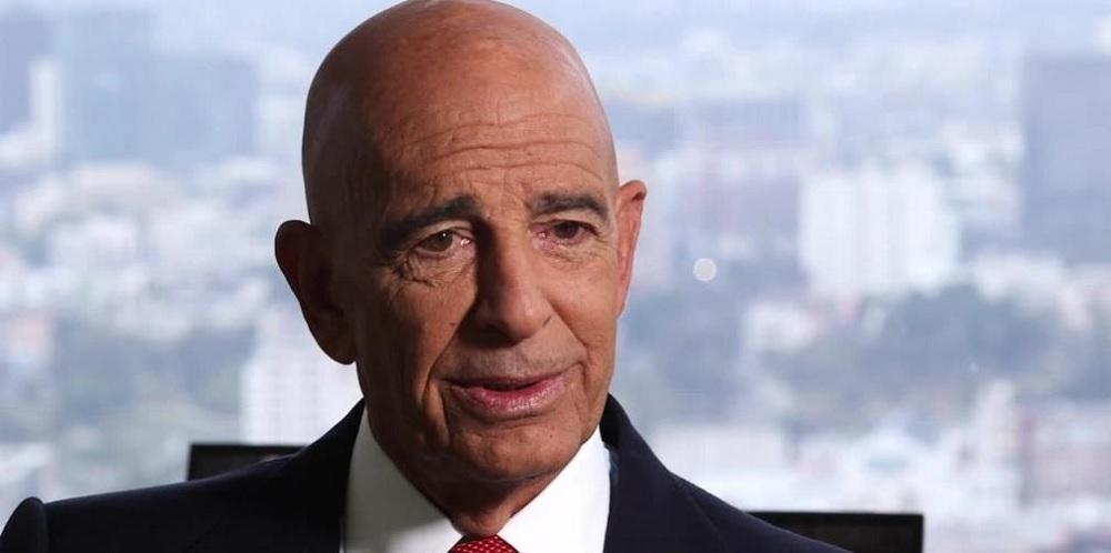 Multimillonario Tom Barrack se perfila como embajador de EUA en México