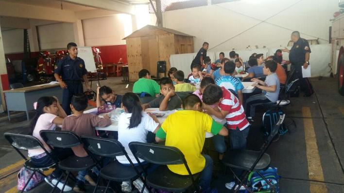 Continúan abiertas inscripciones para el curso de verano de Bomberos de Veracruz