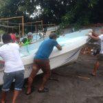 Preocupación y prevención en la zona de Costa Esmeralda