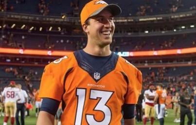 Trevor Siemian será mariscal titular de Broncos de NFL
