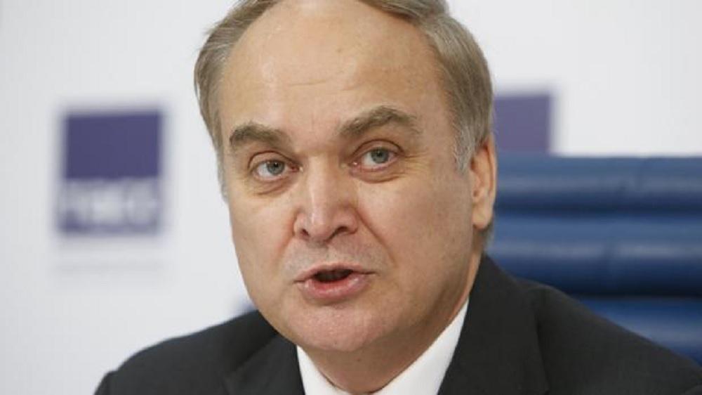 Putin nombra a Anatoli Antonov como nuevo embajador ruso en EUA