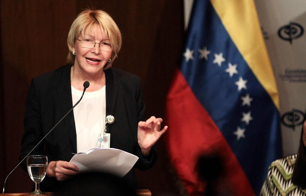 Exfiscal de Venezuela Luisa Ortega se asilará en EUA