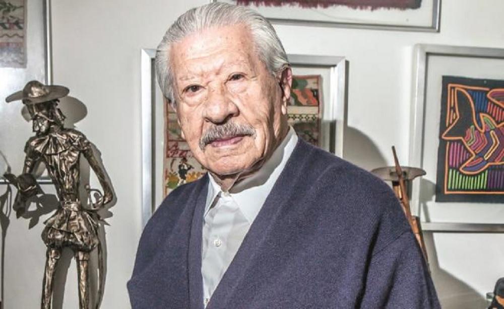 """Ignacio López Tarso es un expresidente corrupto en la serie """"Aquí en la tierra"""""""