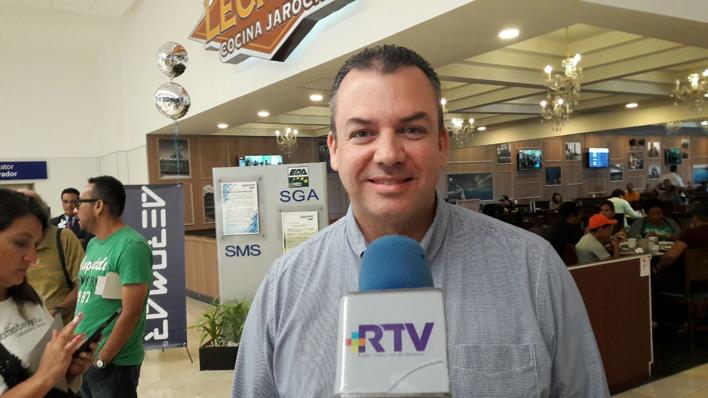 Promover deportes acuáticos para detonar la economía de Boca del Río: Alcalde electo