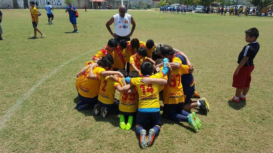 Imperio Monarcas Coatzacoalcos ganó torneo de Filiales en Cancún
