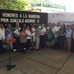 Inicia segunda jornada nacional de lucha contra el dengue, zika y chikungunya en el sur de Veracruz