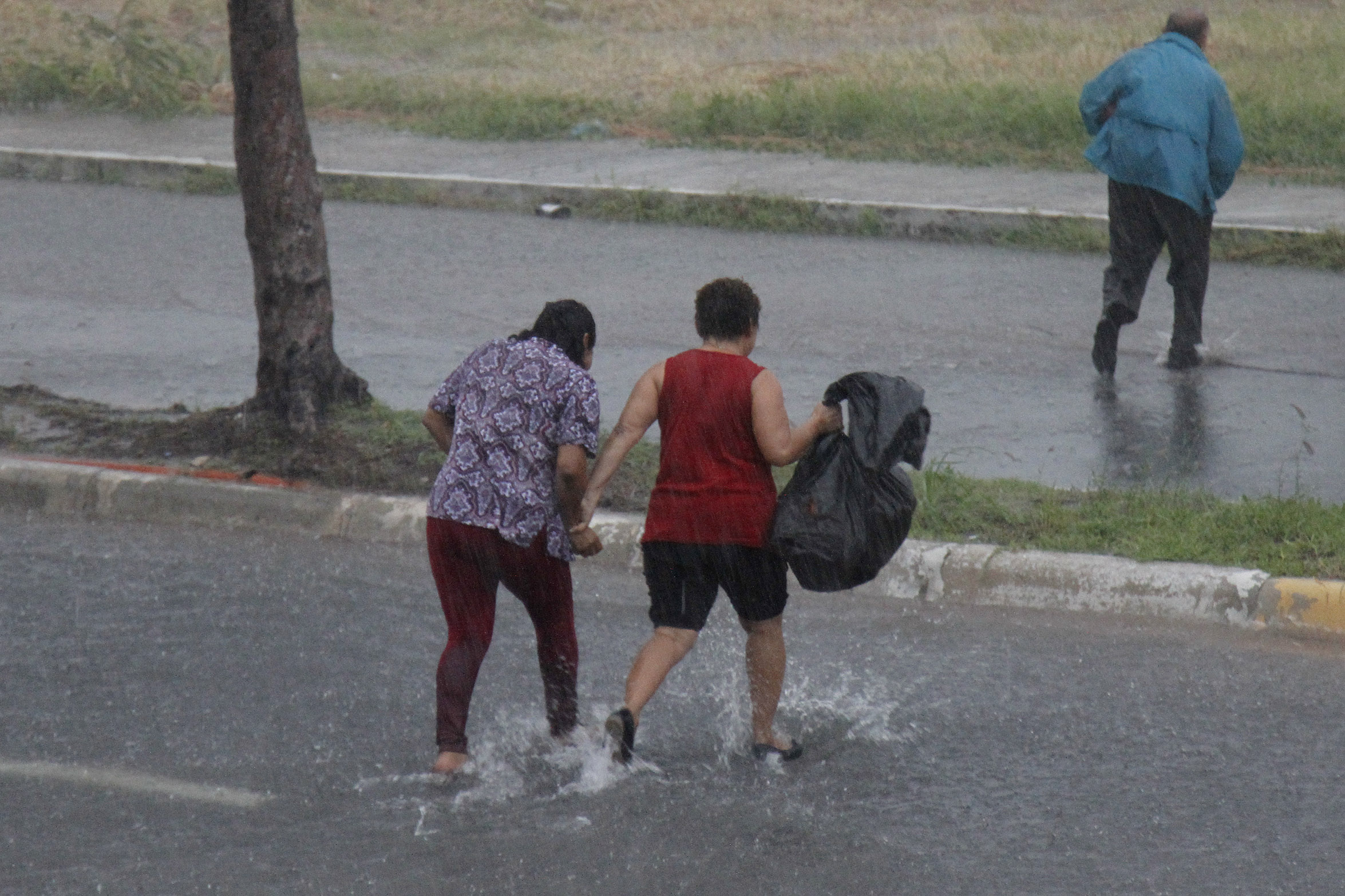 Tormenta tropical Carlotta provocará tormentas en 10 entidades del país