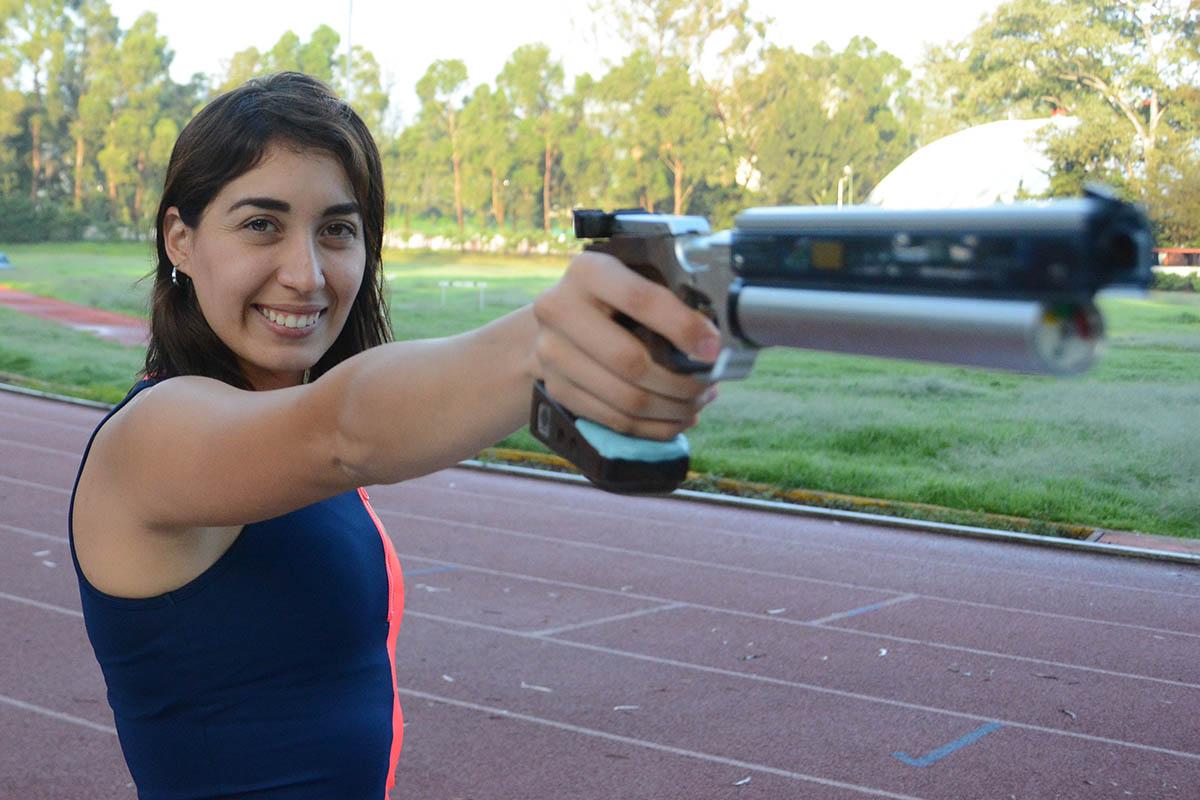 Atleta mexicana Mariana Arceo dio positivo a Covid-19